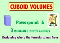 Cuboid Volumes